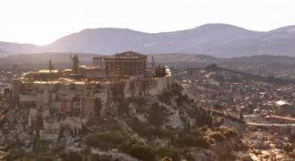 Σε ένα βίντεο 2 λεπτών μπορείτε να δείτε πως χτίστηκε ο Παρθενώνας (βίντεο)