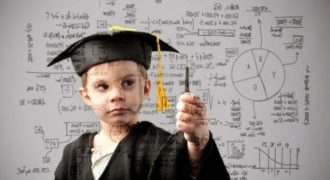 Δείτε πως τα παιδιά χάνουν την ευφυία τους από 98% σε 50% μέσω της εκπαίδευσης