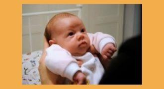 ΑΠΙΣΤΕΥΤΟ VIDEO: Βρήκε τον τρόπο να κοιμίζει το μωράκι του σε 1 περίπου λεπτό!