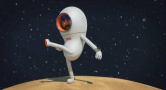 Για το μέλλον, Johny Express ένα χιουμοριστικό animation