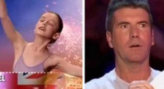 Όταν οι κριτές ήταν έτοιμοι να σταματήσουν το χορό της τότε έκανε κάτι το μοναδικό! (βίντεο)