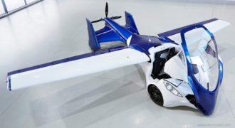 Αυτό είναι το ιπτάμενο αυτοκίνητο που θα κυκλοφορήσει στην αγορά από το 2017!
