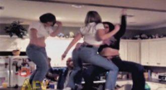 Μερικοί από τους χειρότερους  ή πιο άτυχους, χορευτές που έχετε δει! Για πολύ γέλιο (ΒΙΝΤΕΟ)