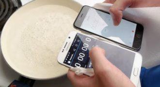 Galaxy S6 ή iPhone 6: Πιο αντέχει σε Βραστό νερό; (Βίντεο)