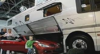 Ρίξτε μια ματιά στα πιο πολυτελή λεωφορεία στον κόσμο!! (βίντεο)