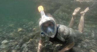 Επαναστατική μάσκα επιτρέπει την αναπνοή σαν… ψάρι!