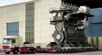 Αυτός είναι ο μεγαλύτερος και ισχυρότερος κινητήρας diesel παγκοσμίως με 109.000 HP.(Βίντεο)