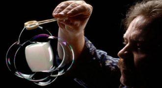Γνωρίστε τον Tom Noddy, τον άρχοντα της… σαπουνόφουσκας! [Video]