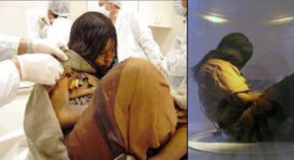 Βρήκαν το παγωμένο πτώμα της μετά από 500 χρόνια! Δείτε σε τι κατάσταση ήταν…