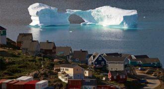 Tι θα γινόταν εάν έλιωναν όλοι οι πάγοι πάνω στη γη; (Βίντεο)