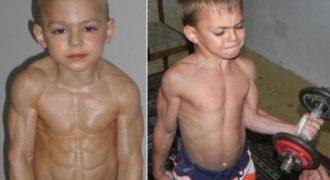 ΣΟΚ! Πως είναι σήμερα ο 11 χρόνος bodybuilder που μπήκε 2 φορές στο βιβλίο των ρεκόρ Guinness;