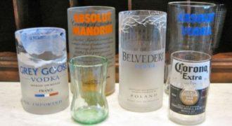 Μετατρέψτε τα άχρηστα μπουκάλια σας σε απίστευτα ποτήρια, σε μόλις 2 λεπτά!