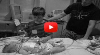 Αυτό το μωρό ήταν νεκρό για 32 λεπτά. Το ΣΟΚ των γιατρών όμως ήρθε όταν…