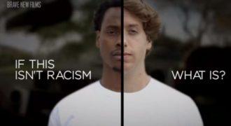 Η σύγκριση ενός μαύρου με έναν λευκό άνθρωπο θα σας κάνει να ξανασκεφτείτε τον Ρατσισμό! (video)