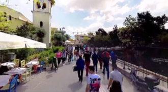 Βίντεο 360° μοιρών μας πάει βόλτα στην Αθήνα! Καταγράφονται από κάμερες Νέας τεχνολογίας