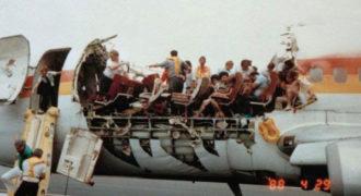 Μια εικόνα 1000 λέξεις: Η πτήση θαύμα!