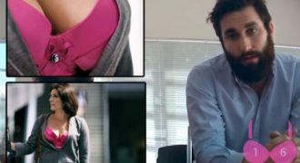 Πόσοι ΔΕΝ κοίταξαν το sτήθoς αυτής της γuναίκας; (βίντεο)