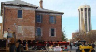 Απίστευτο Μετακινούν ολόκληρα κτήρια!! Μπορείς να Αλλάξεις γειτονιά, χωρίς να αλλάξεις σπίτι!