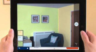 Εφαρμογή που σας βοηθά να βλέπετε το Δωμάτιο σας σε κάθε Χρώμα Ζωντανά!