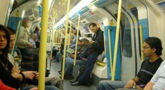 Πόσο βρόμικο είναι το μετρό του Λονδίνου; Πολύ! (video)