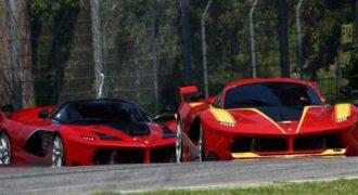 O εξωπραγματικός ήχος της Ferrari FXX K!