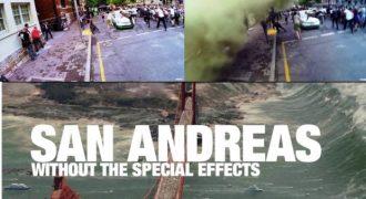 Απολαυστικό βίντεο δείχνει πώς είναι μια ταινία χωρίς τα ειδικά εφέ
