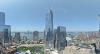 Η ανέγερση του ουρανοξύστη στην θέση των Δίδυμων Πύργων. Έντεκα χρόνια σε δύο λεπτά [Βίντεο]