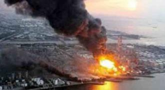 Όταν ο πυρηνικός σταθμός της Fukushima χτυπήθηκε από το τσουνάμι, ξεκίνησε η μεγαλύτερη διαρροή ραδιενέργειας, από την εποχή του Chernobyl το 1986!