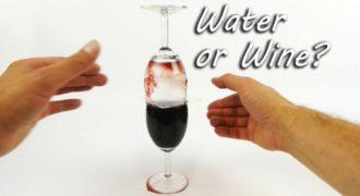 Πώς να μετατρέψετε το νερό σε κρασί! (Βίντεο)