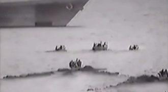 Σομαλοί πειρατές νομίζουν πολεμικό πλοίο για εμπορικό και ακολουθεί… κόλαση! [video]