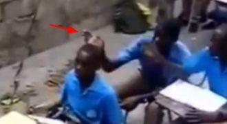 Δείτε την απίστευτη αντίδραση μαθητή όταν δέχτηκε bullying.