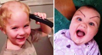 Επικά Fails από παιδιά μέσα από ένα ξεκαρδιστικό βίντεο 20 λεπτών