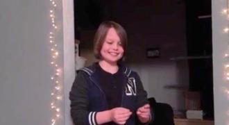 Το απίστευτο μαγικό ενός μικρού αγοριού που τρέλανε το διαδίκτυο!