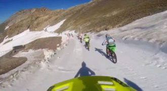 Ο πιο τρελός αγώνας ποδηλατοδρομίας που έχεις δει ποτέ! (Βίντεο)