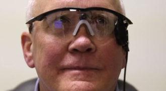 Η αντίδραση τυφλού που βλέπει μετά από 33 χρόνια (video)