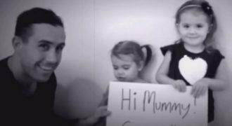 «Μαμά, θα παντρευτείς τον μπαμπά;» – Ένα γλυκό βίντεο, για εύκολες συγκινήσεις