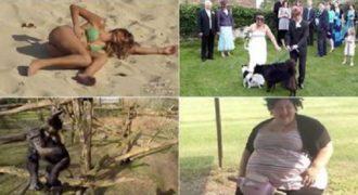 Οι χειρότερες τούμπες και ατυχήματα που κατέγραψε η κάμερα το καλοκαίρι του 2015.