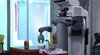 Η χαρά του τεμπέλη!! Αυτό το ρομπότ θα σας φέρνει την μπύρα χωρίς να κουνηθείτε. (Βίντεο)