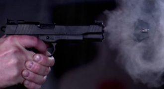 Εντυπωσιακό βίντεο που καταγράφει πιστόλι στα 73.000 καρέ ανά δευτερόλεπτο. (Βίντεο)
