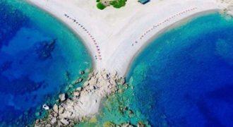 Η πανέμορφη Κρήτη από ψηλά σε ένα βίντεο όπως δεν την έχετε ξαναδεί!