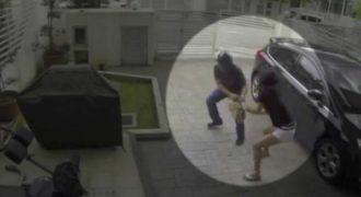 Προσπάθησαν να της κλέψουν την τσάντα της, αλλά αυτή η γυναίκα ήταν κάτι που δεν περίμεναν…