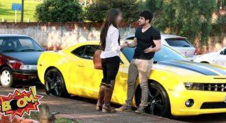 Χρησιμοποιεί μια κίτρινη Camaro και ρίχνει ότι θηλυκό περνάει μέχρι που συμβαίνει η ΑΠΟΛΥΤΗ ανατροπή!