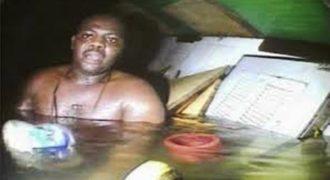 Συγκλονιστικό video: Τον βρήκαν ζωντανό σε 30 μέτρα βάθος στον Ατλαντικό