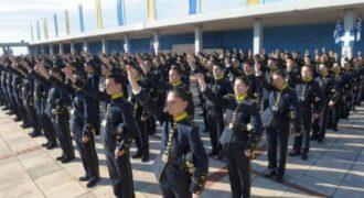 Το γύρο του διαδικτύου κάνει βίντεο με επίδειξη της Στρατιωτικής Σχολής Ευελπίδων