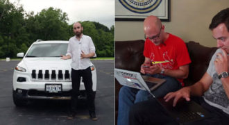 Hackers κατέλαβαν αυτοκίνητο από το σαλόνι τους (Video)