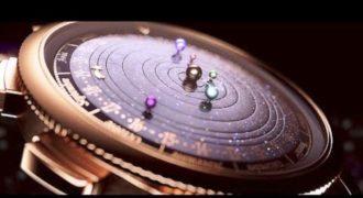 Αυτό το εμπνευσμένο από το ηλιακό σύστημα ρολόι είναι το πρώτο πράγμα που θα παίρναμε αν κερδίζαμε το λαχείο!