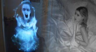 Ξύπνησε από έναν ανατριχιαστικό θόρυβο στο δωμάτιό της, όταν βλέπει τι είναι; Η αντίδρασή της είναι ξεκαρδιστική!