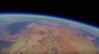 Έδεσαν μια κάμερα GoPro σε ένα μπαλόνι και την άφησαν στο διάστημα!