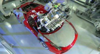 Πώς κατασκευάζεται μια Ferrari;