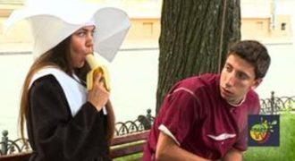 Μην το χάσετε: Η… κaλόγρια με τις… κauτές επιθυμίες! (Βίντεο)